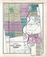 San Jose City - Ward 3, Santa Clara County 1876